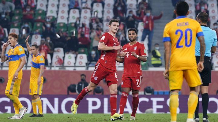 Bayern Munich, mucha pieza para Tigres; los alemanes se llevan el Mundial de Clubes