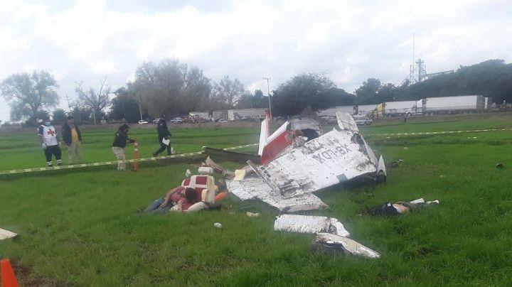 Avioneta se desploma de manera sorpresiva al dejar un saldo de tres muertos