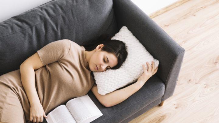 ¿Sueño? Tomar una pequeña siesta tiene más beneficios de los que puedas imaginar