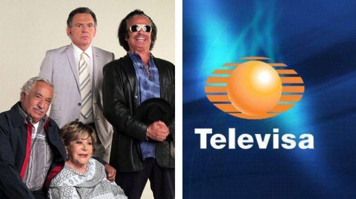 """Tras dejar la actuación y estar """"prisionero"""" en EU, famoso actor regresa a Televisa"""