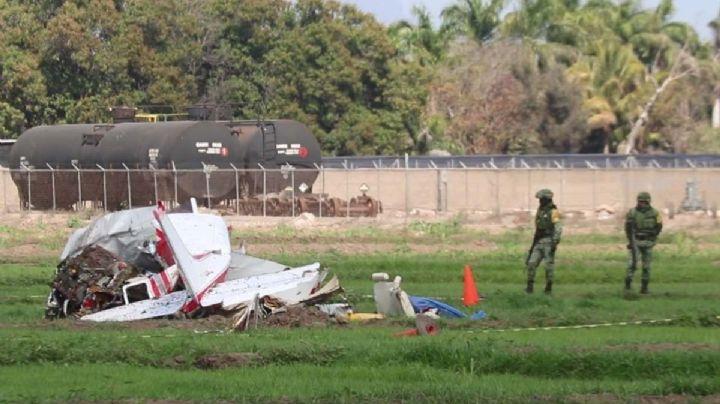 VIDEO: Nieto de 'El señor de los cielos' muere en accidente aéreo; avioneta se desploma