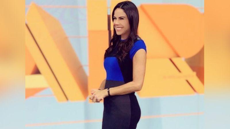 ¡A volar 'Zague'! Captan a Paola Rojas al bailar con guapo galán de Televisa