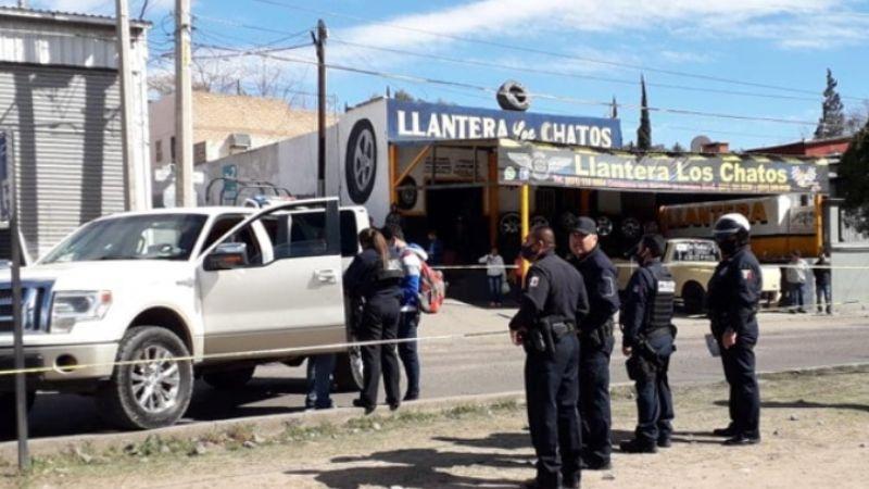 Hombre se salva de morir acribillado por comando armado en Nogales