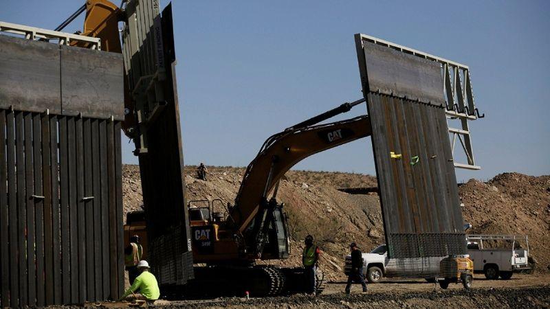 Joe Biden anula política migratoria con la que Trump financió 'su muro' fronterizo