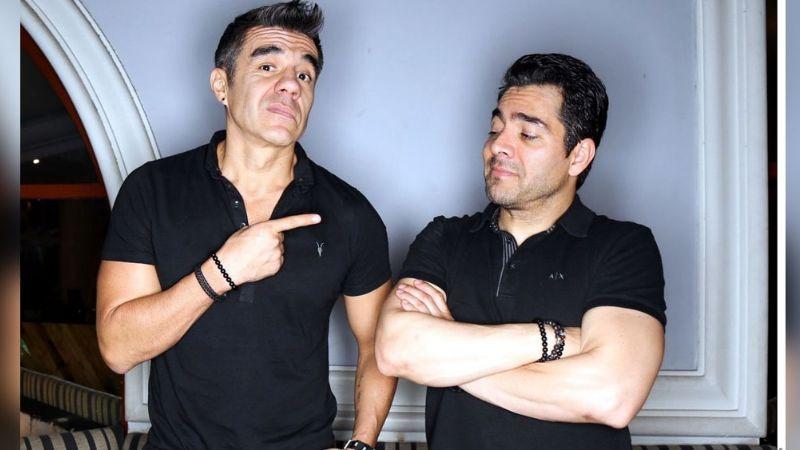 Adrián Uribe le saca los trapitos a Omar Chaparro y lo avergüenza en Twiiter