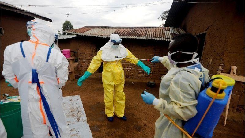 Durante pandemia por Covid-19, muere la segunda persona por ébola en el Congo