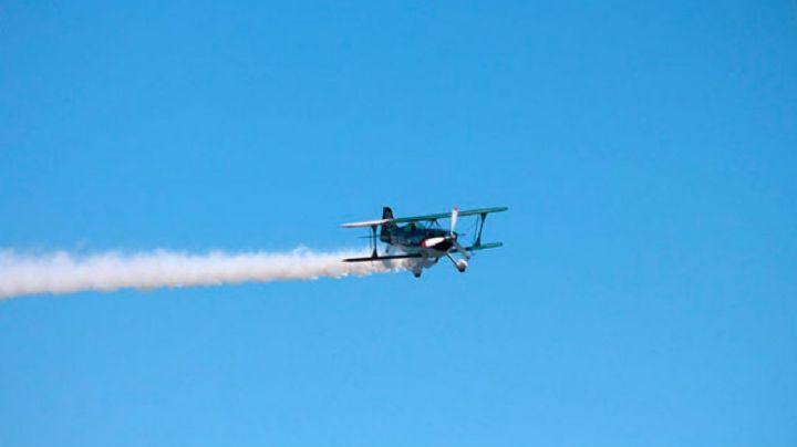 Ciclista muere en el Valle del Yaqui tras ser impactado por el ala de una avioneta
