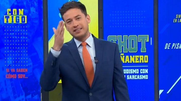 VIDEO: Destrozado, Nacho Lozano deja 'De Pisa y Corre' y se despide entre lágrimas