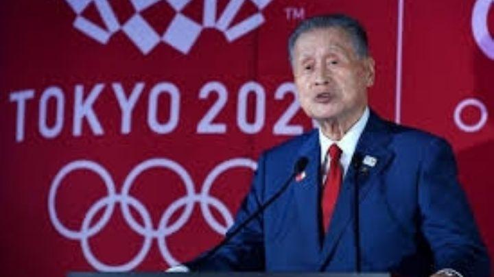 Dimite presidente del Comité Olímpico de Tokio 2021 por decir esto sobre las mujeres