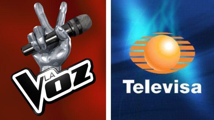 Tras romance en TV Azteca y triunfar en 'La Voz', famoso artista aparece en Televisa