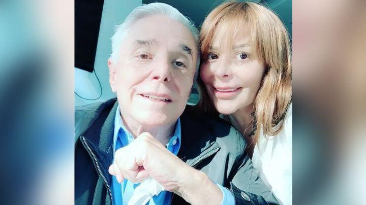 Viernes trágico: Enrique Guzmán confirma que su esposa está hozpitalizada