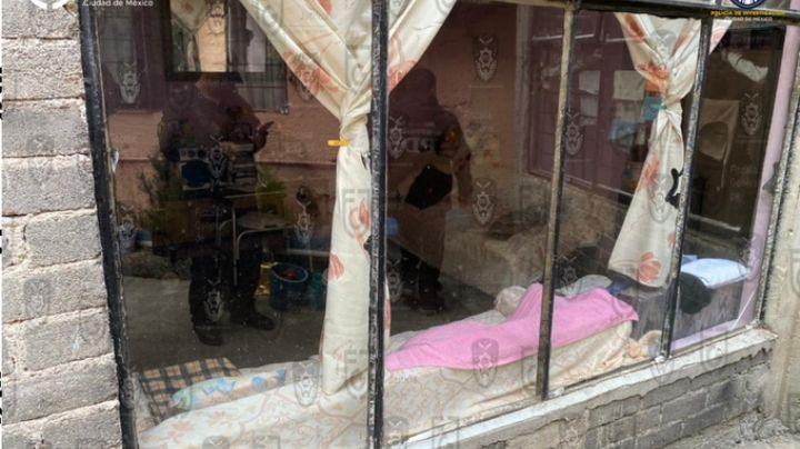 CDMX: Ubican a Miguel 'N', hombre que dio brutal golpiza a abuelita de 95 años en Tlalpan