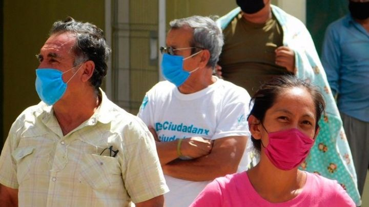 Cambia semáforo epidemiológico en México; 2 entidades se quedan en rojo