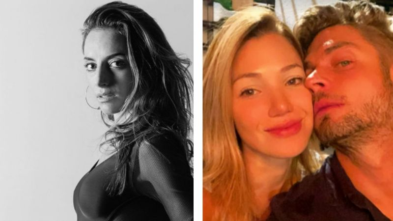 ¡A volar Marimar Vega! Horacio Pancheri presume a guapa mujer en románticas fotos