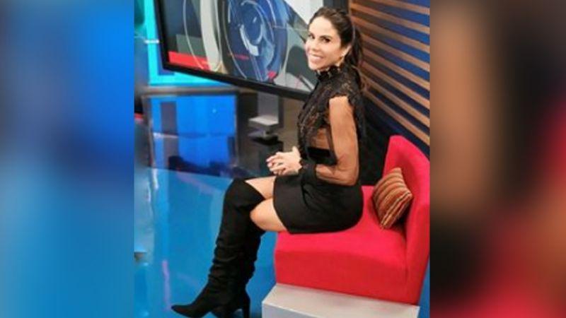 Paola Rojas se luce con arriesgado 'outfit' en Televisa y enloquece a Instagram