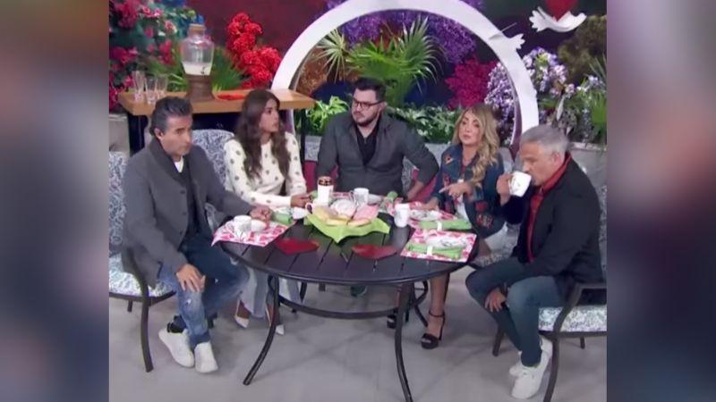 La burla de Televisa: Andrea Legarreta habla de más y se deja en ridículo en 'Hoy'