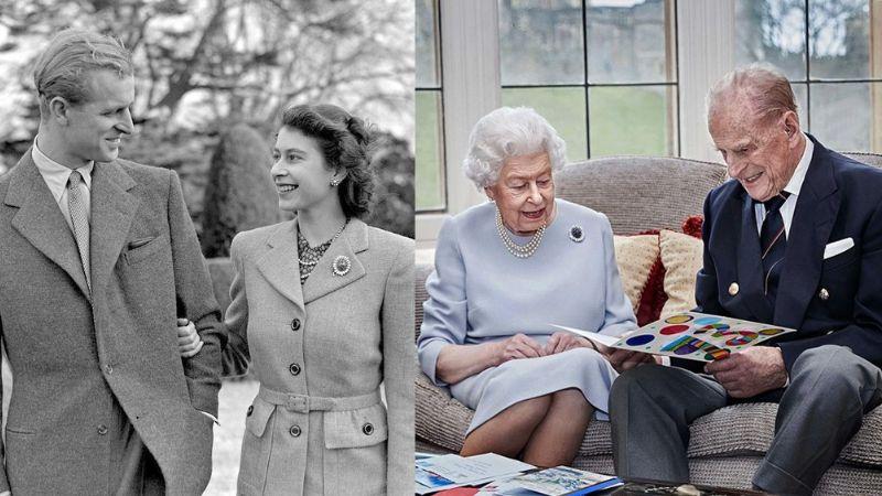 Drama en la realeza: Tras 73 años casados, la Reina Isabel II y Príncipe Felipe se separan