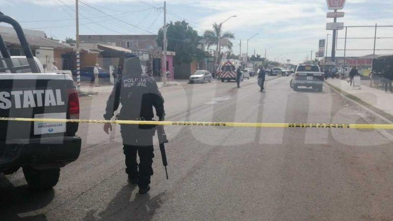 Cajeme: Con la cabeza sobre el volante quedó sin vida un hombre tras ataque armado