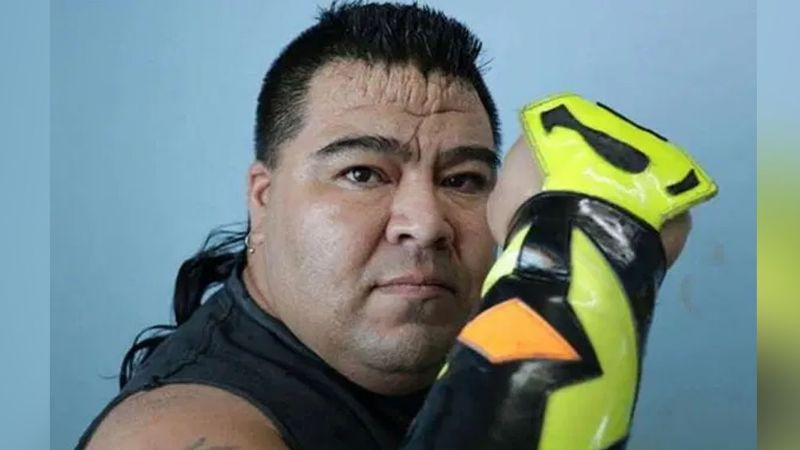 Luto en el ring: Big Ovett muere a los 44 años al no poder contra el Covid-19
