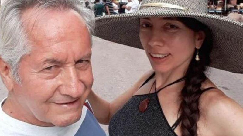 ¿En la ruina total? Viuda de José Ángel García asegura que su marido no dejó herencia alguna
