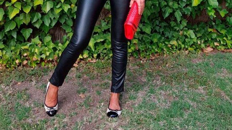 ¿'Outfits' para bajitas? Los 'leggins' con bailarinas serán complementos ideales este 2021