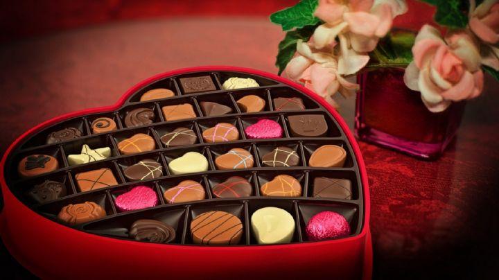 De amargo a dulce: ¿Por qué el chocolate es un regalo tan popular en San Valentín?