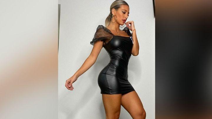 Sol Pérez causa expectación en internautas mientras realiza su rutina de abdomen