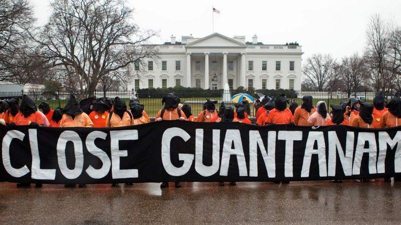 Joe Biden buscará terminar la tarea de Obama: Cerrar la prisión de Guantánamo