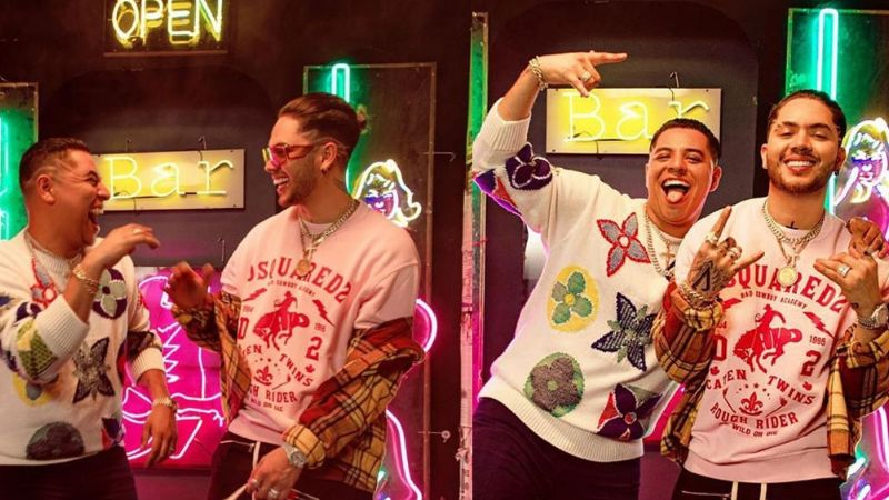 Juan de Dios Pantoja hace suspirar a vocalista de Grupo Firme con tremendas fotos