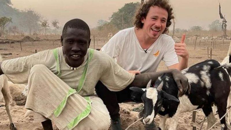 Luisito Comunica prepara gran donativo a tribus africanas tras ser tachado de racista y sexista