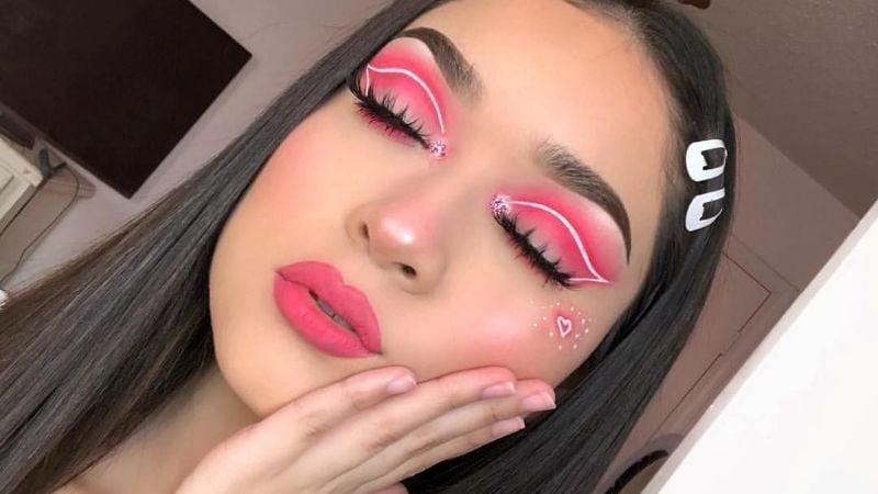 Maquillaje de ojos: Logra una mirada intensa este San Valentín 2021