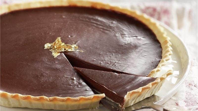 ¿Recetas para San Valentín? Este pay de chocolate es ideal para compartir con tu pareja