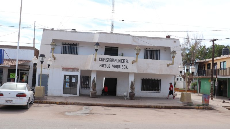 Las comisarías de Cajeme, 'sobreviven' con escasos recursos