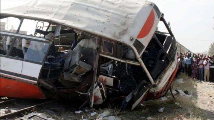 14 peregrinos mueren tras trágico accidente en la India; 2 menores están graves