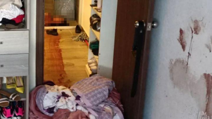 Diana es encontrada muerta por su hermana en el baño en CDMX; tenía dos cuchillos encajados