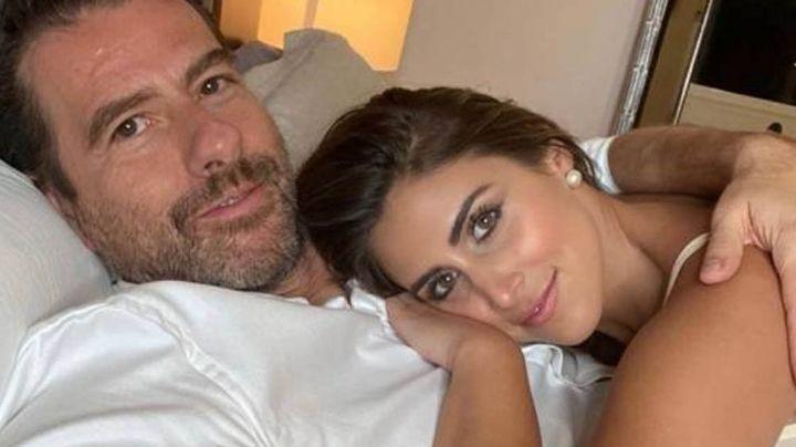 VIDEO: Eduardo Videgaray y Sofía Rivera Torres derrochan amor desde la cama en San Valentín