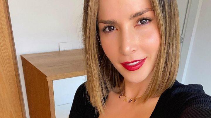 La actriz Carmen Villalobos celebra el Día de los Enamorados con foto de 'su familia'