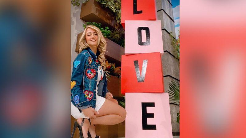Andrea Legarreta enternece Televisa con romántica foto por el Día de San Valentín