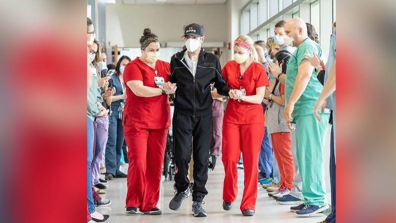 Tras superar la gravidez del Covid-19; querido actor de Televisa regresa al hospital ¿recayó?