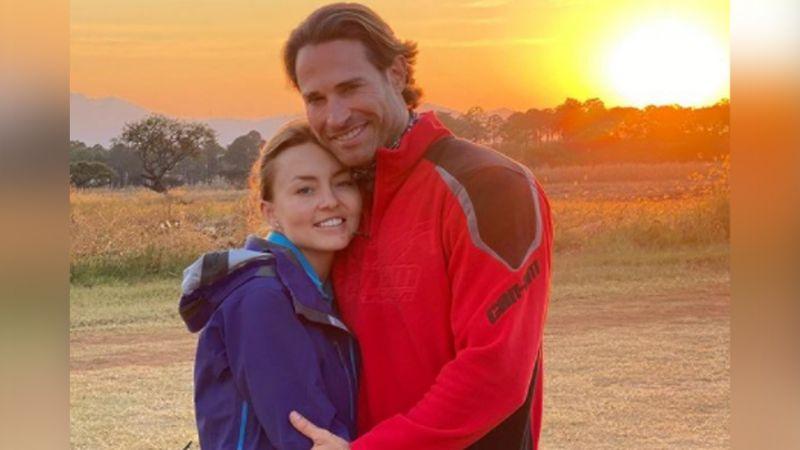 ¡Eso sí es amor! Sebastián Rulli dedica tierno mensaje a Angelique Boyer por San Valentín