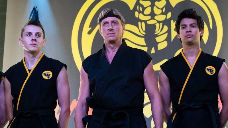 ¡Sin piedad! 'Cobra Kai' lanza rutina de ejercicios para ponerte en forma desde casa
