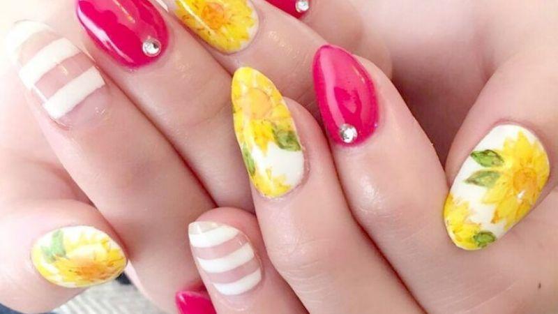 ¡Flores por doquier! Decora tus uñas con los diseños que la primavera tiene preparados
