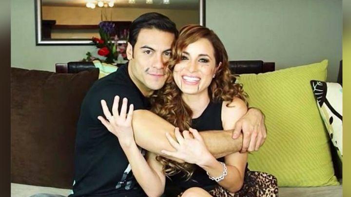 ¿Están fingiendo? Carlos Rivera 'babea' de amor por Cynthia Rodríguez en redes sociales