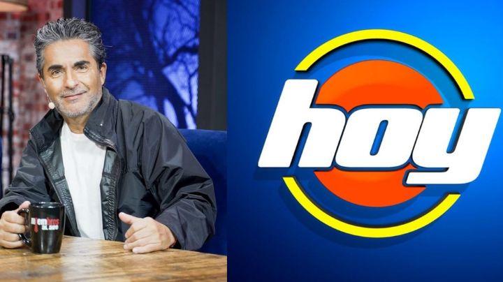 Adiós Raúl Araiza: Productora de 'Hoy' buscaría reemplazarlo con este actor de Televisa