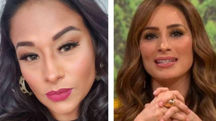 """""""Todo por dar las nailon"""": Toñita exhibe amorío entre Cynthia Rodríguez y ejecutivo de TV Azteca"""