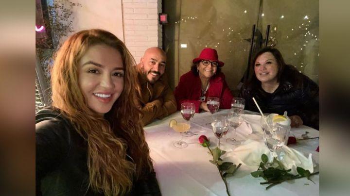 ¿Corazón dividido? Lupillo Rivera dedica romántico mensaje a sus dos mujeres