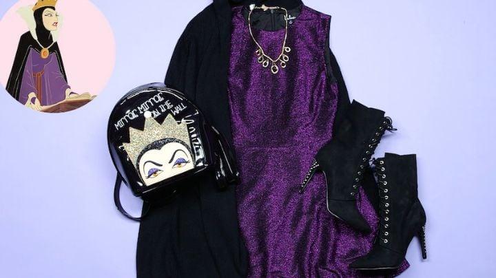 ¡Tan bella como malvada! Inspira tus 'outfits' en los villanos de las películas de Disney