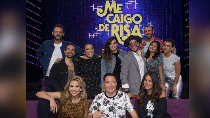 VIDEO: ¿Divorcio en Televisa? Conductora pierde el anillo y lo busca entre la basura