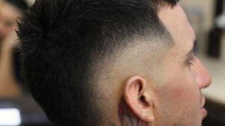 Cortes de cabello para hombres: El estilo desvanecido jamás pasa de moda
