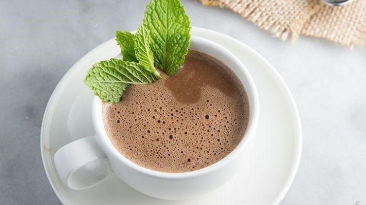 ¡Delicioso y original! Disfruta de esta infusión de café con menta